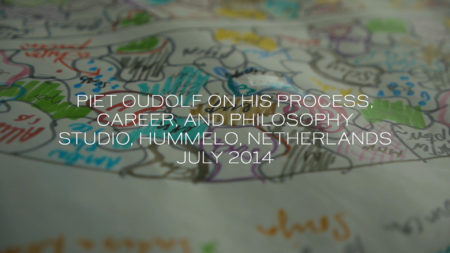 Piet Oudolf on his process, career, and philosophy. Studio, Hummelo, Netherlands, July 2014.
